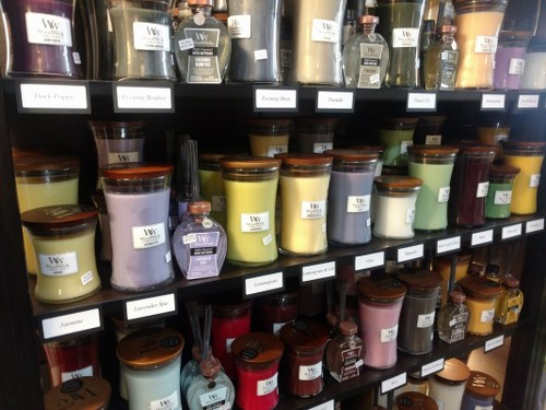 Candles - Home Scents