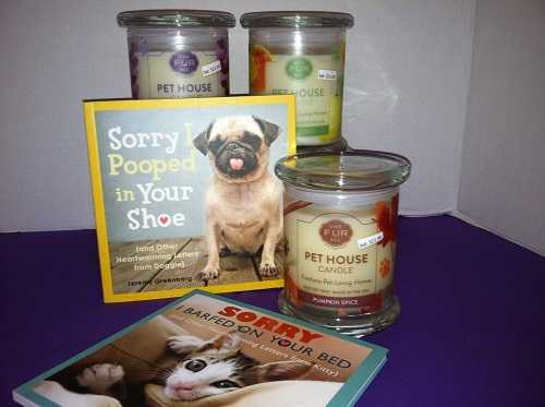 One Fur All - Pet House Candle