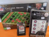 Checkers / Dominoes - Chicago Teams