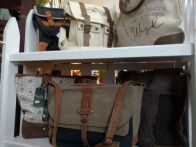 Canvas Bags and Purses