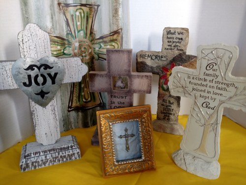 Crosses - Home Decor