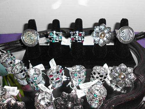 Fashion Stretch Rings