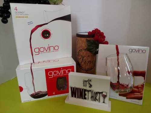 Govino Wine Glasses
