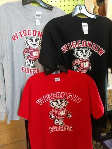 UW-Badgers T-Shirts
