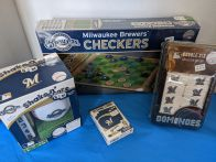 Checkers / Dominoes - Brewers