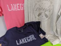 Lakegirl Short Sleeve Tee