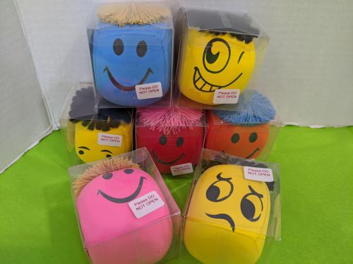 Stress Balls - smiley